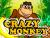 Играйте бесплатно в Crazy Monkey