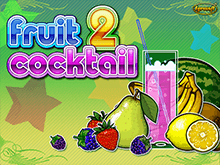 Играйте бесплатно в Fruit Cocktail 2
