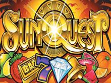 Онлайн аппарат Sunquest от Microgaming