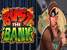 Игровой аппарат Ограбление Банка от Microgaming