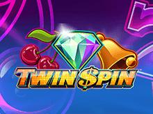 Рискуйте и выигрывайте в аппарате Twin Spin от NetEnt