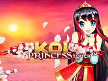 Игра с крутыми призами в слоте Koi Princess от NetEnt