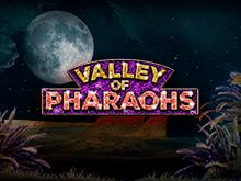 Игровой автомат Valley Of Pharaohs от Booming Games
